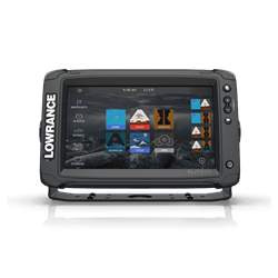Lowrance Elite-9 Ti2 / Row Ai 3-In-1