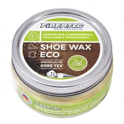 Fibertec Shoe Wax Eco 100ml, skovax