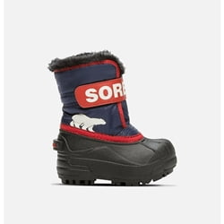 Sorel Toddler Snow Commander - Varma vinterskor till barn från Sorel.