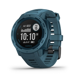 Garmin Instinct Lakeside Blue - Robust multisportklocka