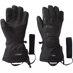 Outdoor Research Or Lucent Heated Sensor Gloves