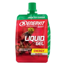 Enervit Liquid Gel 60ml Greentea