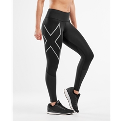 2Xu Mid-Rise Dash Compression Tights Women är ett par kompressionstights i dammodell