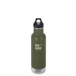 Klean Kanteen 20Oz Kanteen® Classic Insulated (w/Loop Cap) - Isolerad ståltermos