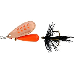 Abu Garcia Droppen Fluorescent Orange - Lättkastad spinnare