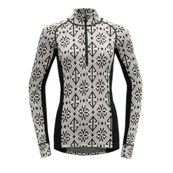 Devold Liadalsnipa Woman Half Zip Neck