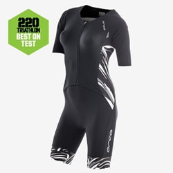 Orca 226 Womens Shortsleeve Race Suit
