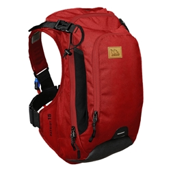 Uswe Patriot 15 Bp (back Protector) 12L Last/3L Vätska Snow
