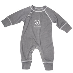 Isbjörn Husky Baby Jumpsuit