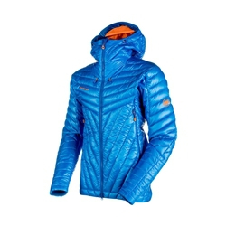 Mammut Eigerjoch Advanced In Hooded Jacket Men - Dunjacka för herrar