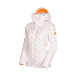 Mammut Eigerjoch Advanced In Hooded Jacket Women - Dunjacka för damer