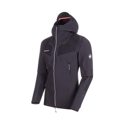 Mammut Aenergy Pro So Hooded Jacket Men - Softshelljacka för herrar