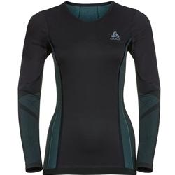 Odlo Shirt L/S Cn Performance Windshield XC-Skiing Light Woman