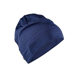 Craft Melange Jersey High Hat, mössa i stretchigt material.