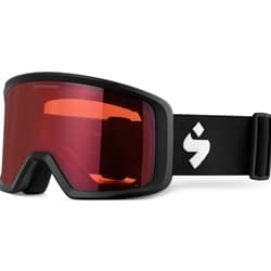 Sweet Protection Firewall-Matte Black Satin Ruby