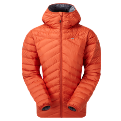 Mountain Equipment Earthrise Hooded Wmns Jacket är en vattenavvisande dunjacka för damer