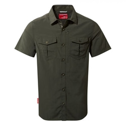Craghoppers Nosilife Adventure Short Sleeved