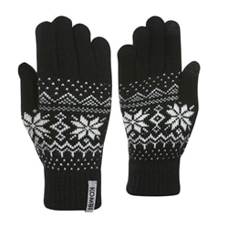 Kombi Scandinave Power Point Women Glove - Ett par touch-screen handskar till dam från Kombi.