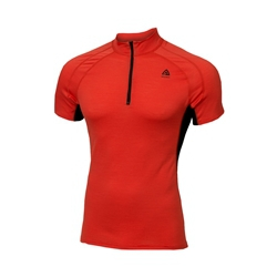 Aclima Lightwool Speed Shirt Red – Men