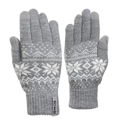 Kombi Scandinave Power Point Women Glove - Touch-screen handskar till dam från Kombi.