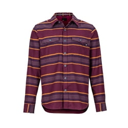 Marmot Zephyr Cove Mid Wt Flannel LS