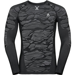 Odlo M's Bl Top Crew Neck L/S Blackcomb