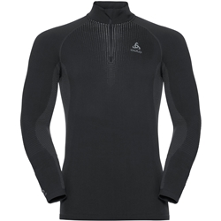 Odlo M's Performance Turtle Neck L/S Half Zip