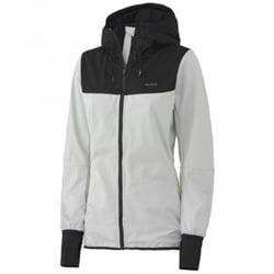 Johaug Win Active Jacket Woman  Lgrey Small