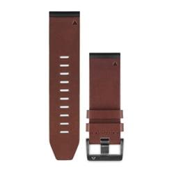 Garmin Quickfit 26Mm-Klockarmband Brown Leather