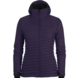 Black Diamond Hot Forge Hybrid Hoody Jacka Woman