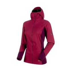 Mammut Aenergy In Hooded Jacket Women