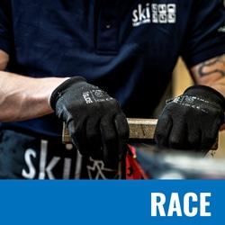 Skidverkstad Skimateria Racestruktur Klassisk Green