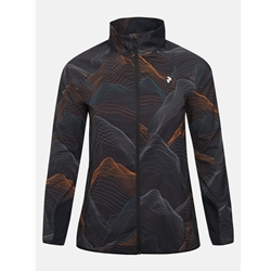 Peak Performance W Fremont Printed Jacket