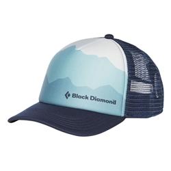 Black Diamond W Trucker Hat