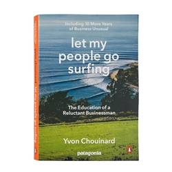Patagonia Let My People Go Surfing Revised - English - Softcover