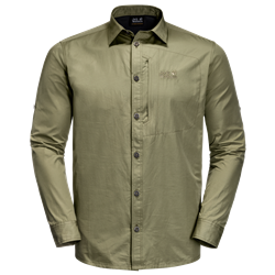 Jack Wolfskin Lakeside Roll-Up Shirt M