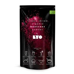 Lyofood Organic Beetroot Powder 50Gram