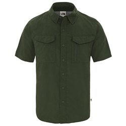 The North Face M S/S Sequoia Shirt