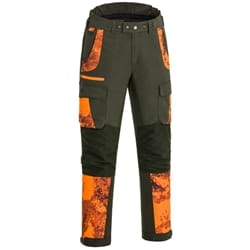 Pinewood Mens Forest Camou Trousers Short