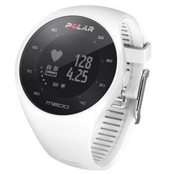 Polar M200 Ohr White