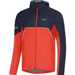 Gore Wear R7 Partial Gore-Tex Infinium Hooded Jacket