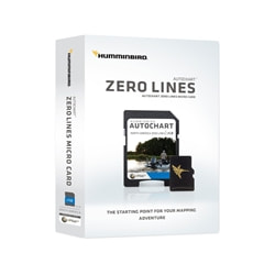 Humminbird Autochart Zeroline, Sd Kort