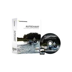 Humminbird Autochart, Sd Kort Och Pc Programvara