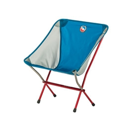 Big Agnes Mica Basin Camp Chair - Blue/Gray