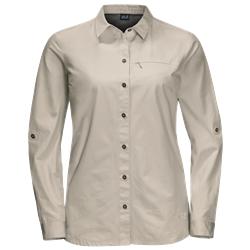 Jack Wolfskin Lakeside Roll-Up Shirt W