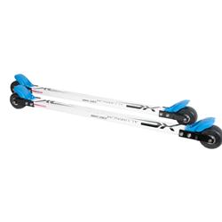 Skigo Rollerski Alu Vit Classic Rullskidor